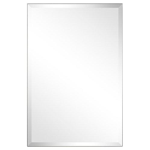 Frame-less Beveled Prism Mirror- FLM-10010-2436