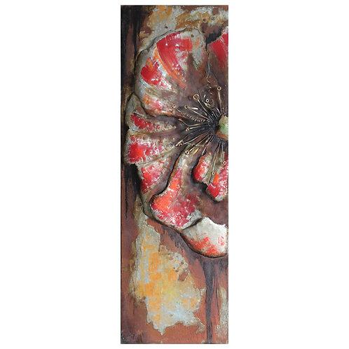 Red Poppy Detail - PMO-110724-6018