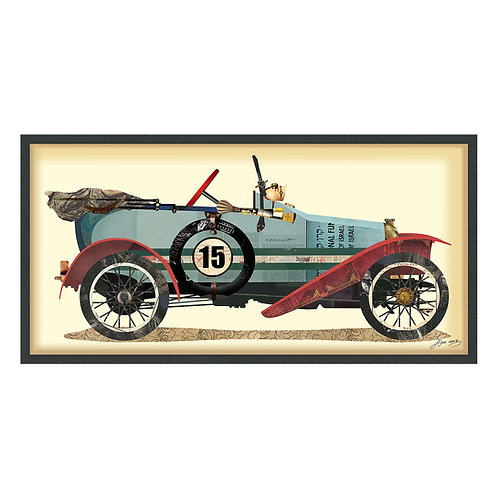 Antique Automobile #1: DAC-005-2548B