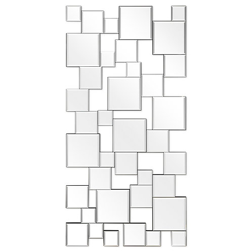 Elegant Mirror Cluster Wall Mirror- MOM-10036MM-2448