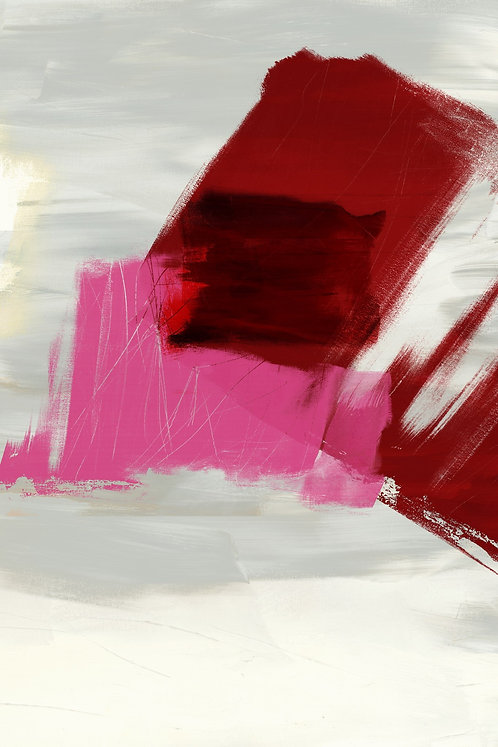 Magenta Abstract 1 - TMP-108451