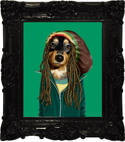 Reggae 22x18