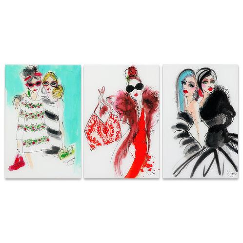 Fashion Show - Set of 3- TMP-JP9308-2416-3