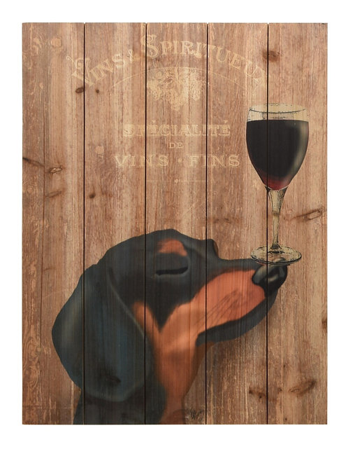 Dog Au Vin Dachshund- ADL-190954-2418