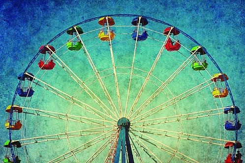 Ferris Wheel - TMP-EAD2234