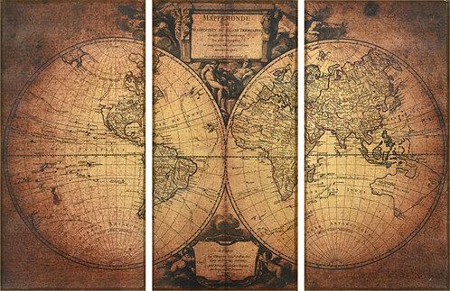 World 1752 - Set of 3 - FRE-EAD1284
