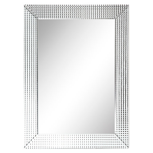Bling Beveled Glass Mirror- MOM-69100-4030