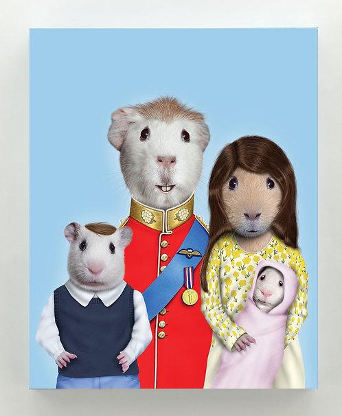 Royal Guinea Pigs - GIC-PR045
