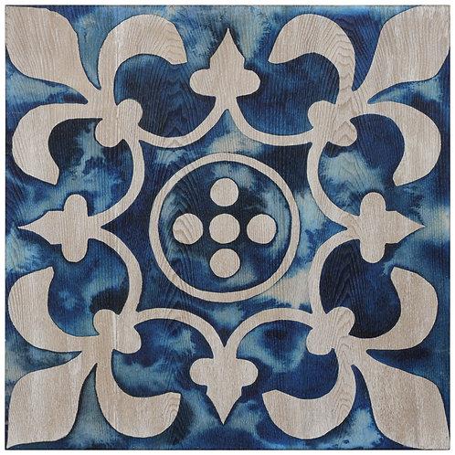 Cobalt Tile III: FAL-125994-2424