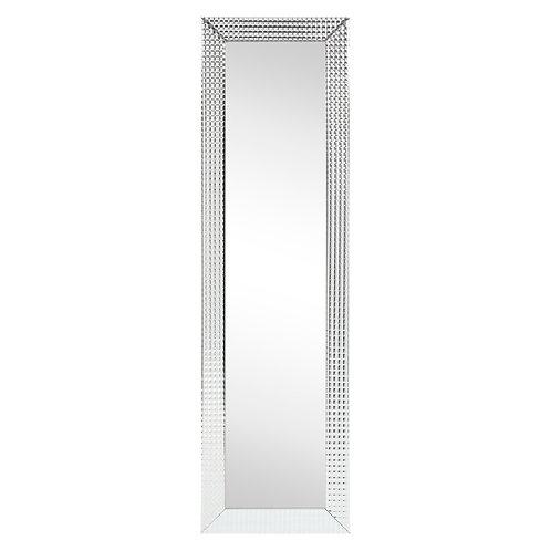 Bling Beveled Glass Cheval Mirror- MOM-C69100-6418