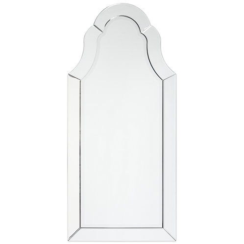 Elegant Beveled Wall Mirror I