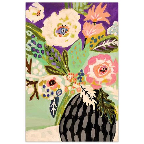 Fresh Flowers in Vase I- TMP-126002-4832
