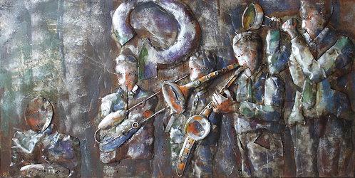 Jazz Band - PMO-120933-5628
