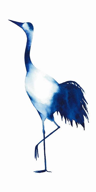 Ink Drop Crane 2 - TMP-108754