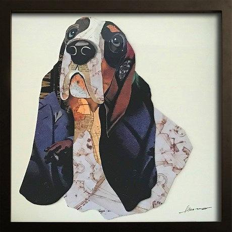 Basset Hound - DAC-087