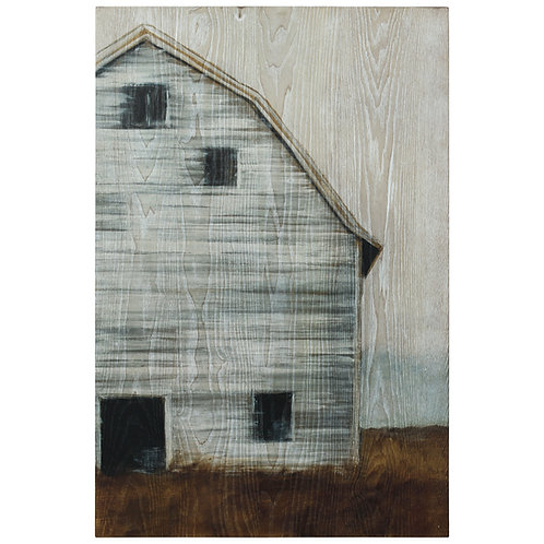 Abandoned Barn I: FAL-125056-3624
