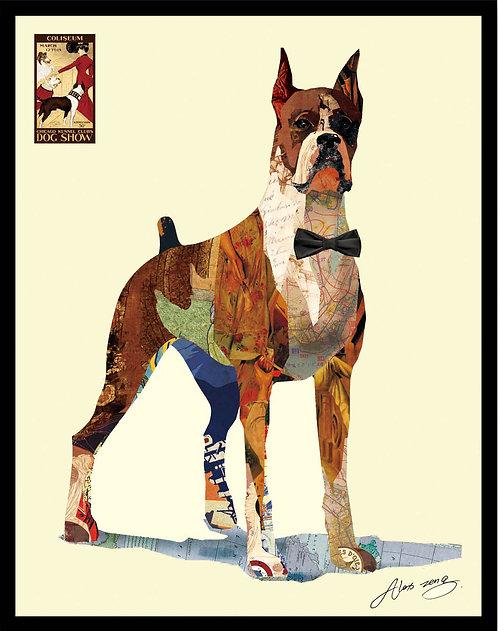 The Boxer Dog - DAC-058