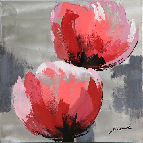Floral Study 5A by Lee Huart