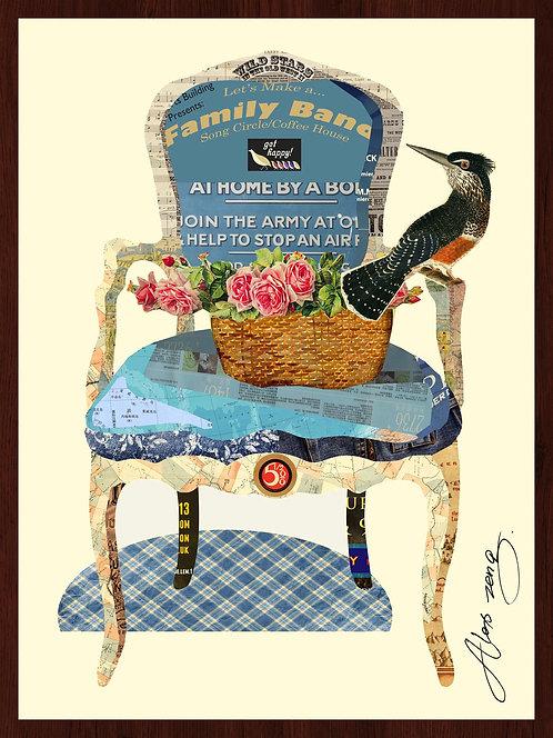 Antique Chair - DAC-046