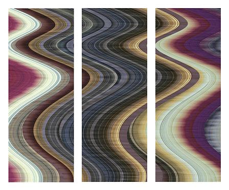 Rumba Triptych