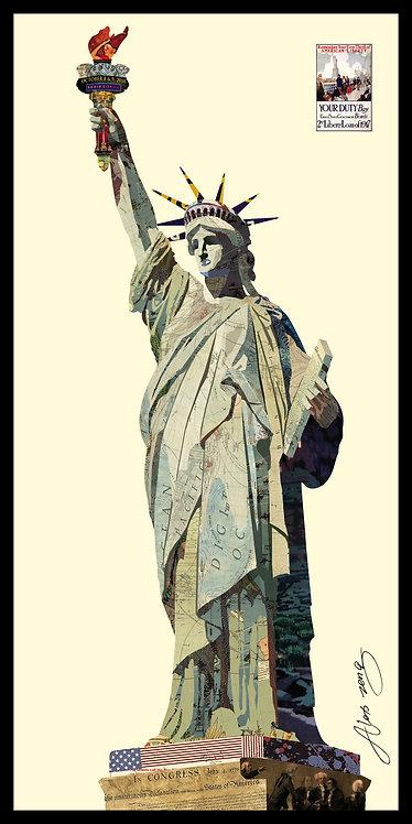 Lady Liberty - DAC-073