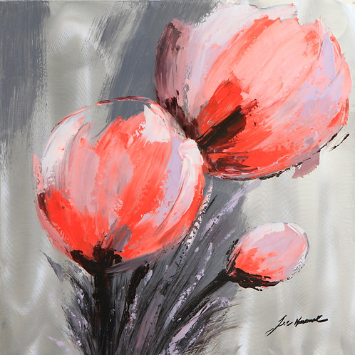 Floral Study 3A by Lee Huart