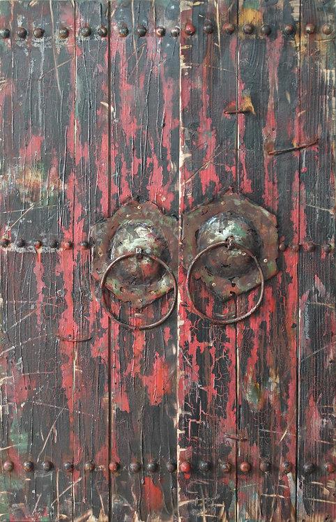 Antique Wooden Doors 1 - PMO-130322-4730