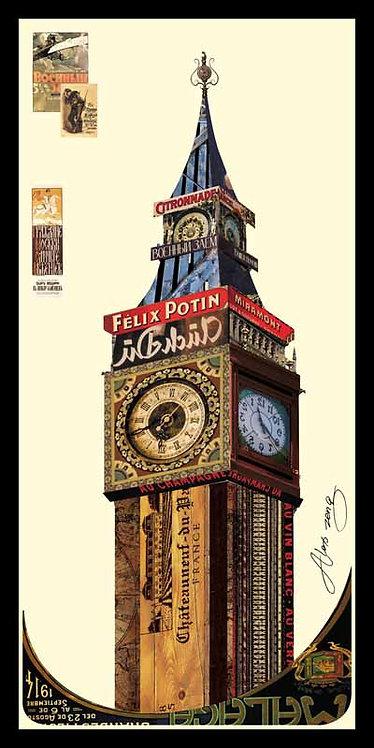Big Ben- ACZ-036-1834B