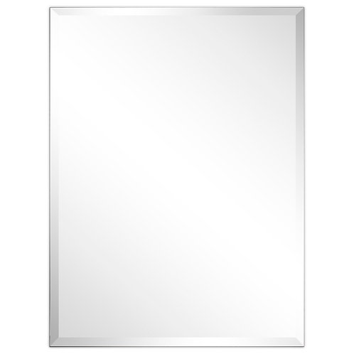 Frame-less Beveled Prism Mirror- FLM-10010-3040