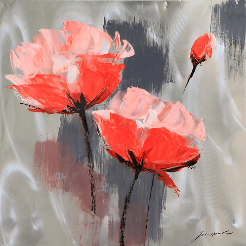 Floral Study 3B by Lee Huart