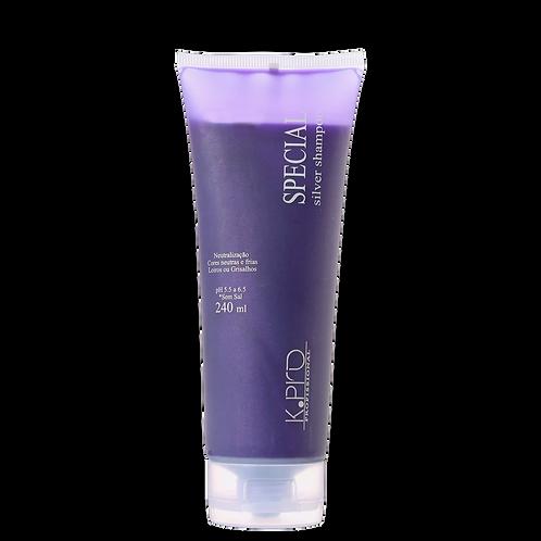 Shampoo Special Silver K-PRO Profissional 240ml