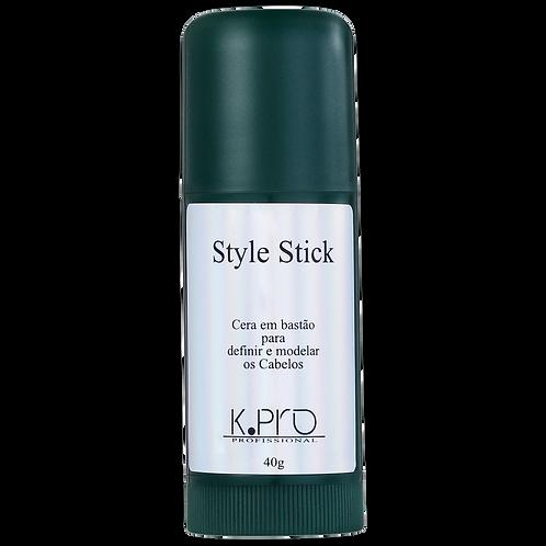 Cera em Bastão K-Pro Style Stick 40g