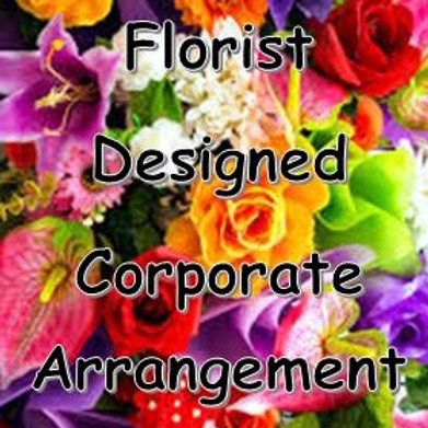 Florist Designed Corporate Arrangement
