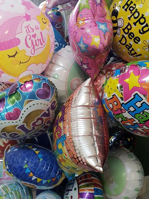 Small air stick balloon