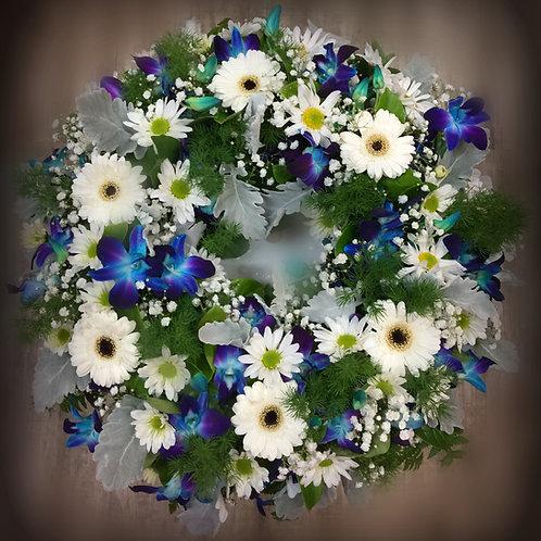 Wreath F018