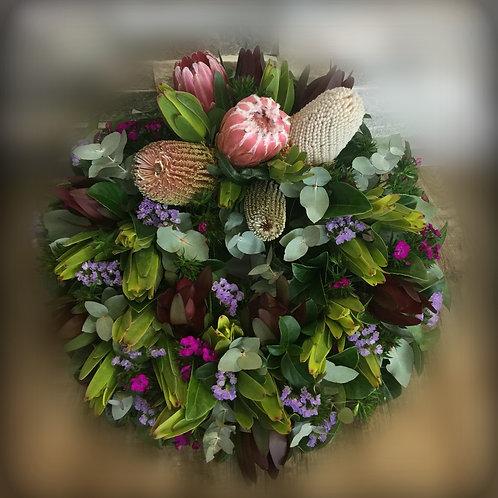 Wreath F022