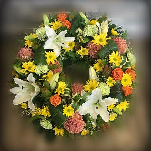 Wreath F021