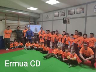 Talleres de prevención de bullying con Ermua CD