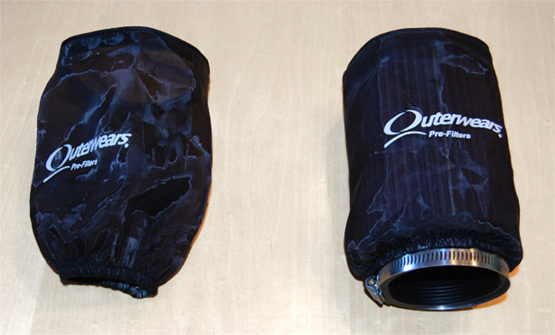 "Outerwears Pre-Filters for GotBoost 3"" and 2.75"" Intake System"