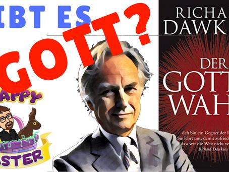 """Gibt es Gott? Dawkins: """"Der Gotteswahn"""" [RadioSchau 13]"""