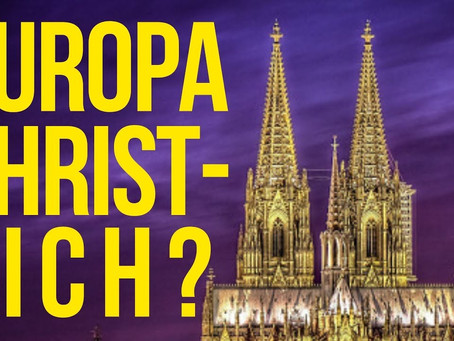 """""""Europa wird christlich sein? – Roland Baader über die christlichen Wurzeln der Marktwir"""