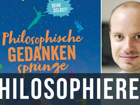 Philosophische Gedankensprünge – Jörg Bernardy im Gespräch