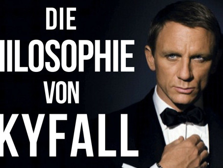 Und James Bond weinte – Skyfall