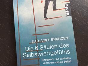 """Nathaniel Branden: """"Die 6 Säulen des Selbstwertgefühls"""" (Gunnars BuchClub)"""