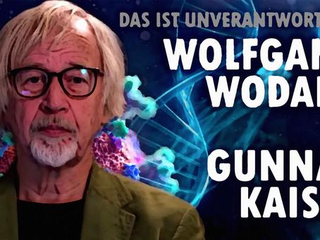 """""""Ich versteh nicht, dass die Menschen so naiv sind."""" – Dr. Wolfgang Wodarg im Gespräch"""