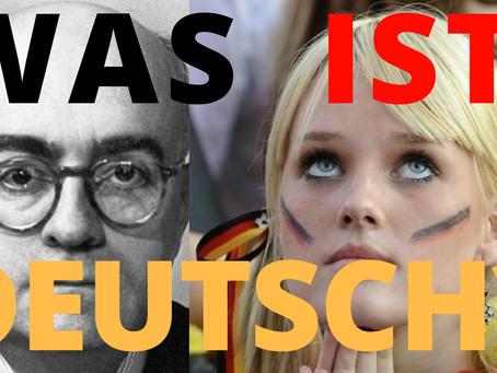 Was ist deutsch, liebe Köterrasse?