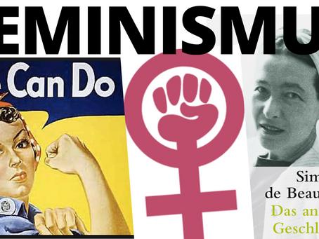 Das andere Geschlecht – Simone de Beauvoir [Feminismus] (TEIL 1)