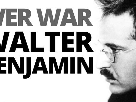 Walter Benjamin: Leben eines Unvollendeten. – Lorenz Jäger im Gespräch