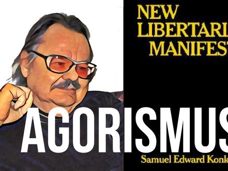 Links und libertär? Samuel Edward Konkin III: Agorismus [RadioSchau 24]