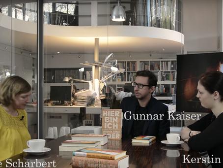 """Die BücherSendung: Jonathan Safran Foer """"Hier bin ich"""" und Isabelle Lehn """"Binde 2"""
